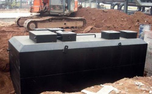大型一体化生活污水处理设备